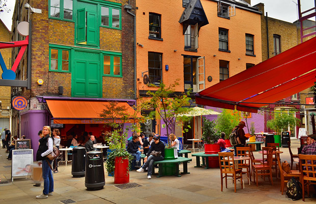Neal's Yard | Londres
