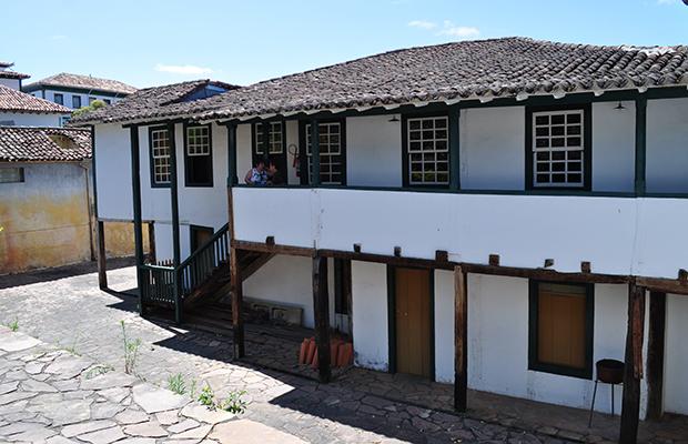 Casa de Chica da Silva