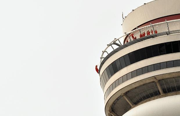 Uma visita à imperdível CN Tower