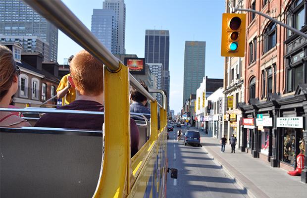 Meus lugares favoritos em Toronto
