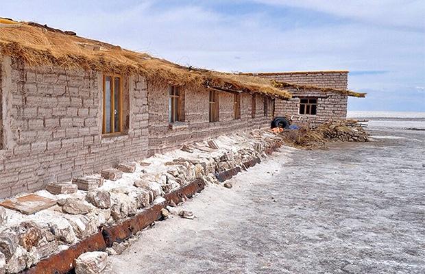 O passeio de um dia no Salar de Uyuni