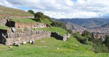 Os sítios arqueológicos de Cusco