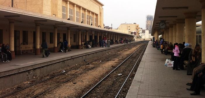 Como é o trem para Luxor e Aswan