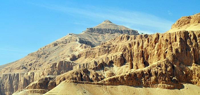 A impressionante visita ao Vale dos Reis