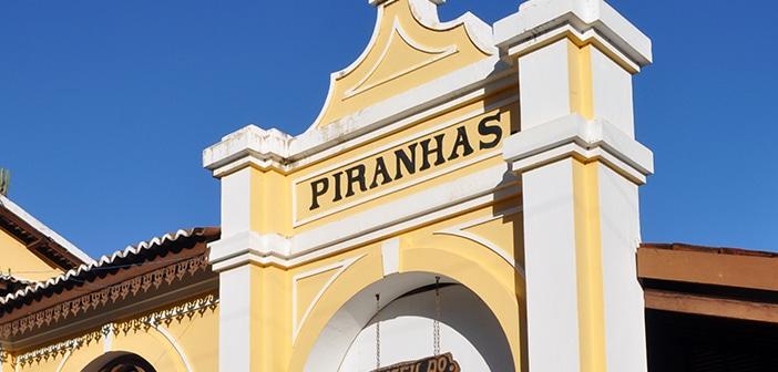A cidade de Piranhas e a história do cangaço