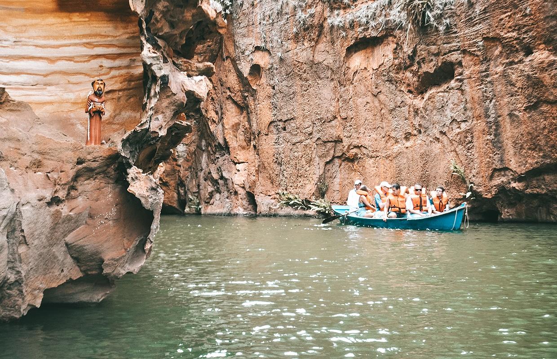 Cânion do Xingó: como visitar essa maravilha do sertão sergipano