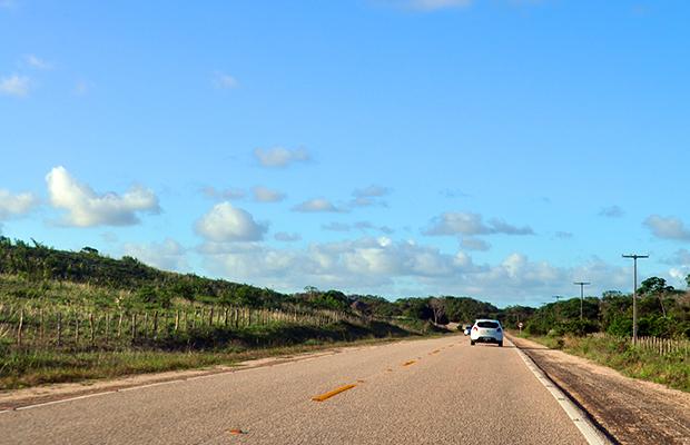 Planejar uma viagem de carro