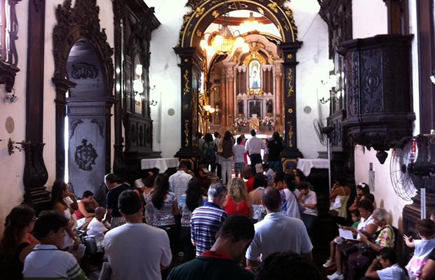 Visitar o Convento da Penha
