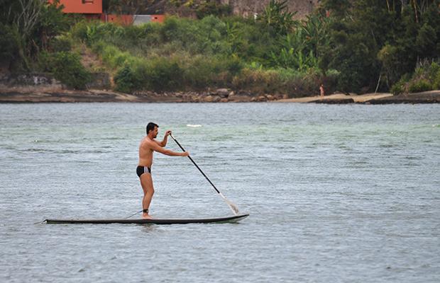 Stand Up Paddle em Vitória