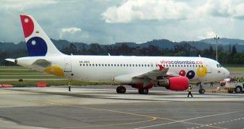 Como é voar Viva Colombia