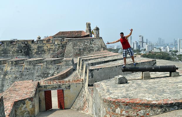 Você vai se apaixonar por Cartagena