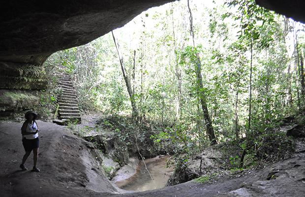 Cachoeiras de Chapada dos Guimarães