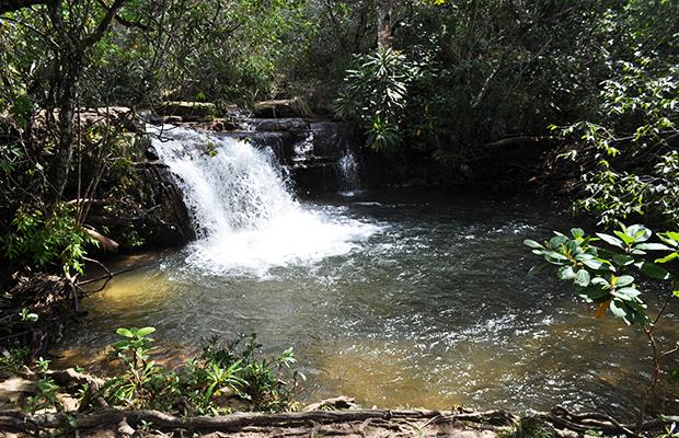 Cachoeiras em Chapada dos Guimarães