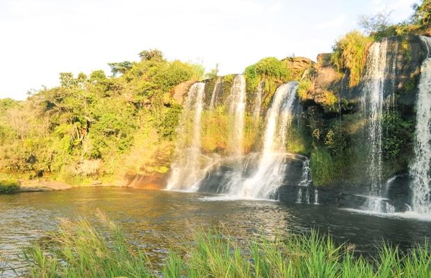 Cachoeiras de Carrancas