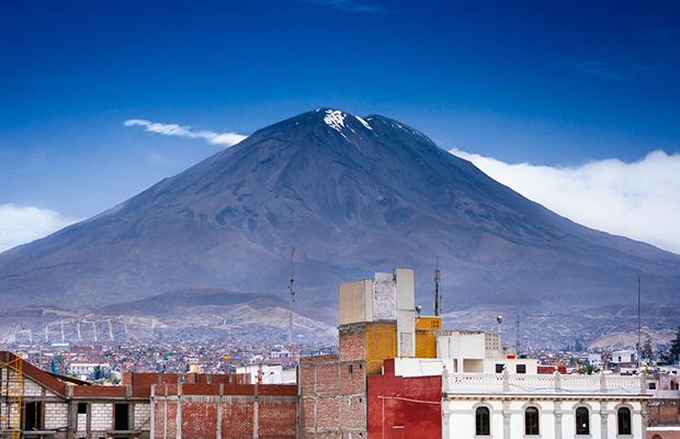 Roteiro de viagem para Arequipa, no Peru