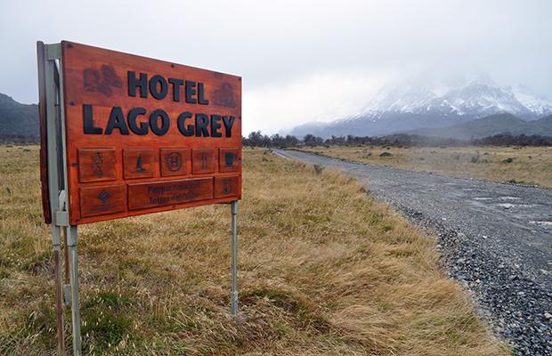 Como é se hospedar no Hotel Lago Grey