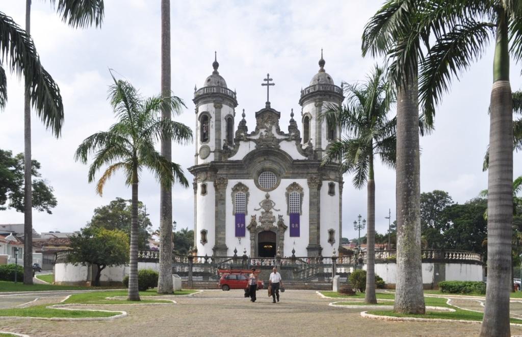 Maria Fumaça de São João del-Rei a Tiradentes, em Minas Gerais