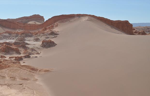 Valle de la Luna: o imperdível do Atacama