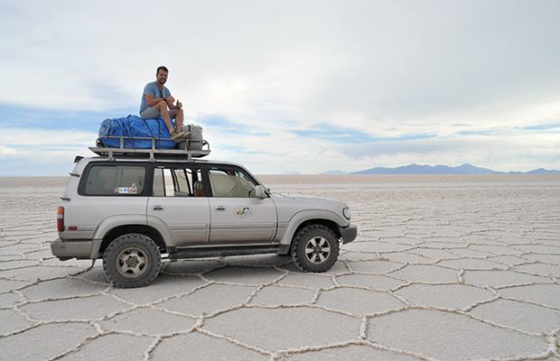 Planeje sua viagem para Uyuni