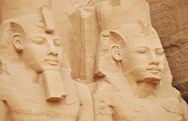 Como visitar os templos de Abu Simbel