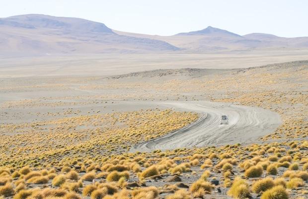 Deserto Siloli