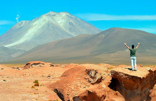 Cinco viagens pela América do Sul