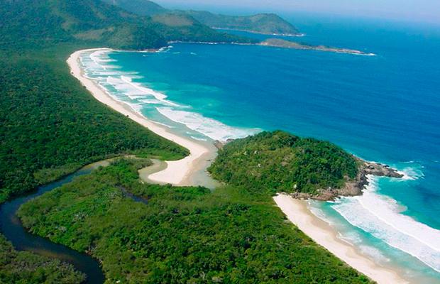 melhores praias do brasil com mar