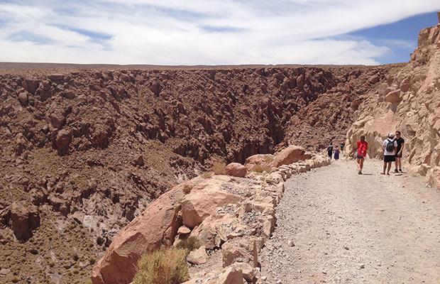 Termas de Puritama: um oásis no Atacama