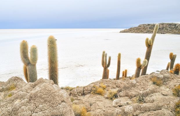 Três dias pelo Salar de Uyuni