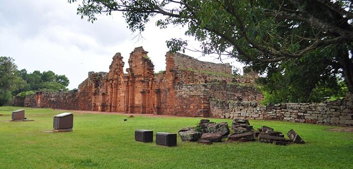 San Ignácio Mini e outras ruínas jesuíticas