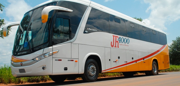 Ônibus de Imperatriz para Carolina