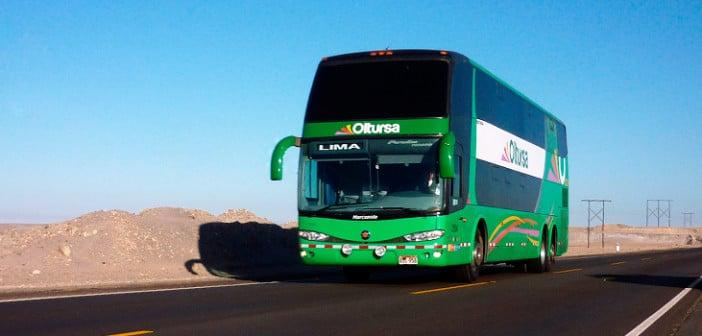 Como é viajar de ônibus no Peru