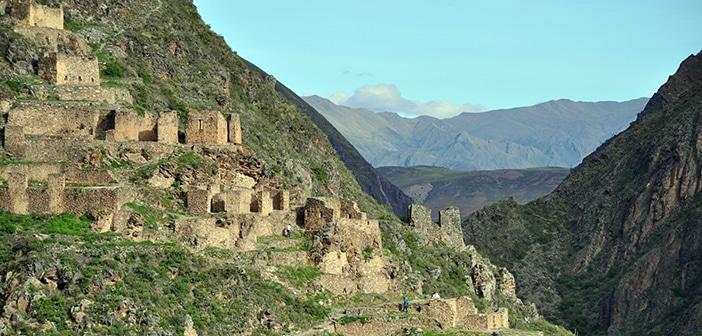 As cidades do Vale Sagrado dos incas
