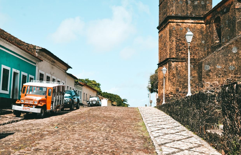 Bate-volta para Alcântara, no Maranhão
