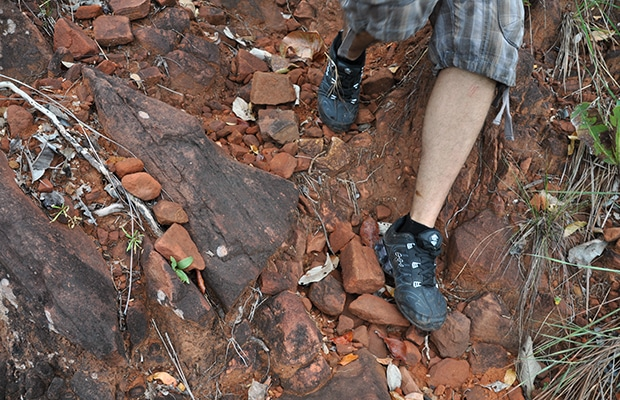 Como é subir o Morro do Chapéu