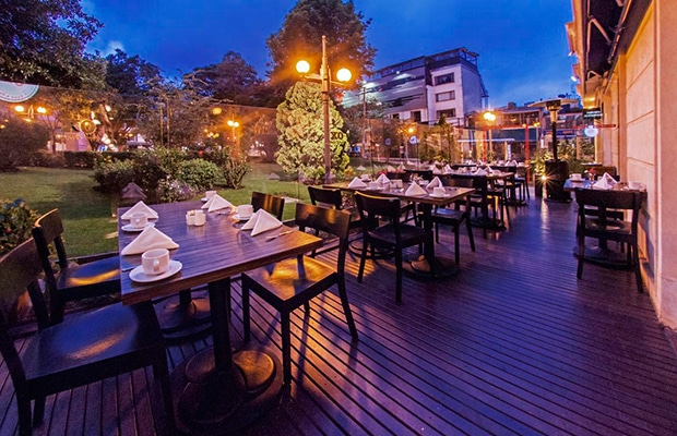 Onde se hospedar em Bogotá