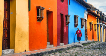 hospedar em Bogotá