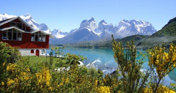Onde se hospedar em Torres del Paine