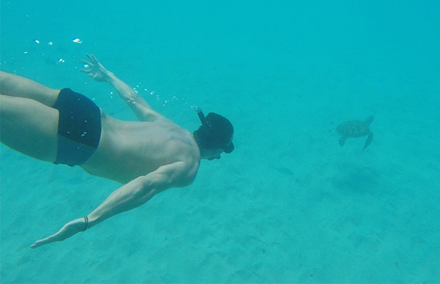 O imperdível passeio de catamarã em Barbados