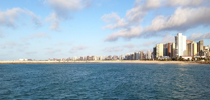 Onde se hospedar em Fortaleza