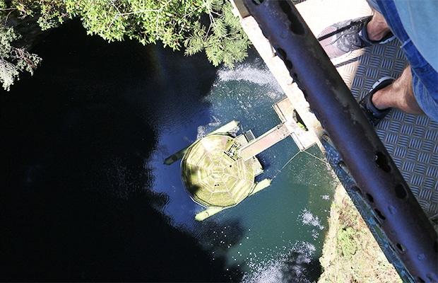 Os incríveis lagos do Parque Estadual de Vila Velha