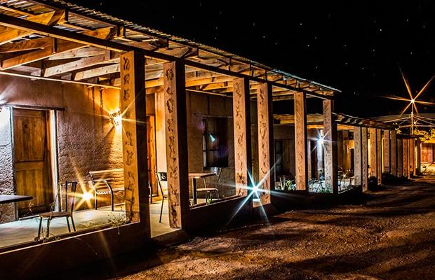 Onde se hospedar no Atacama