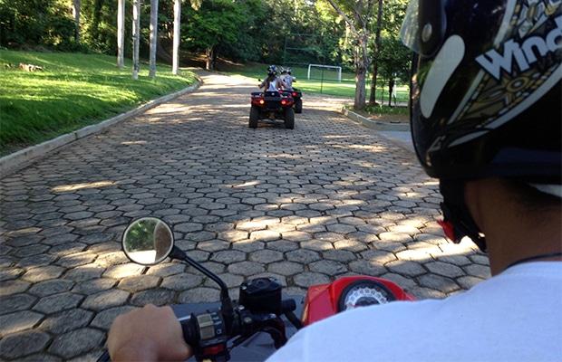 Eko Aventura Park: adrenalina no Rio Quente Resorts