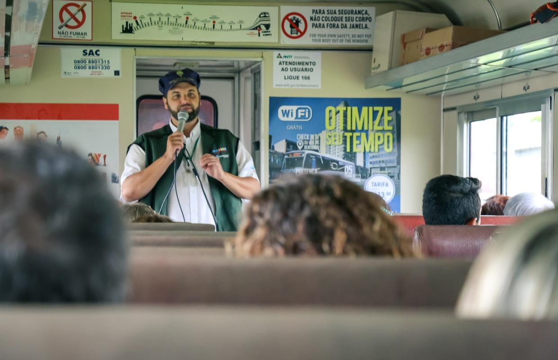 Curitiba: a incrível viagem de trem para Morretes