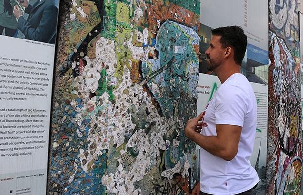 Como é visitar o Memorial do Muro de Berlim