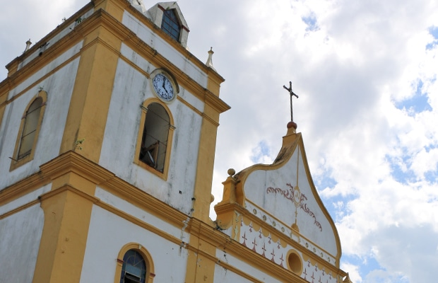 Conheça as belezas de Antonina, no Paraná