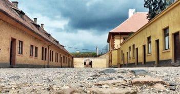 O campo de concentração de Terezín