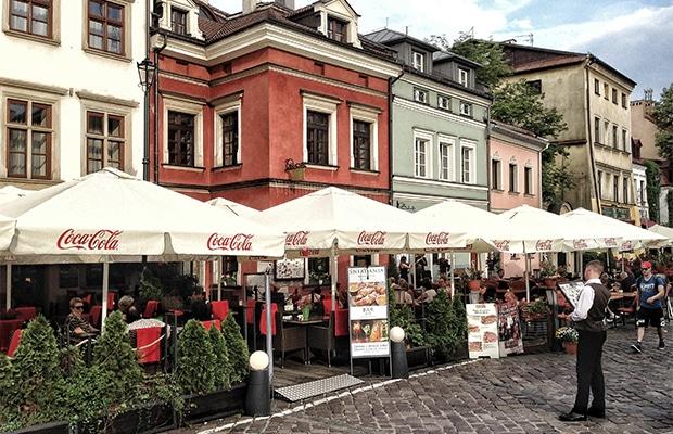 Kazimiers, o imperdível bairro judeu de Cracóvia