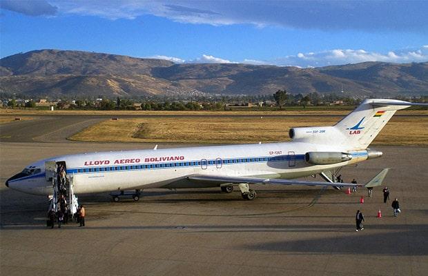 Companhias aéreas da Bolívia
