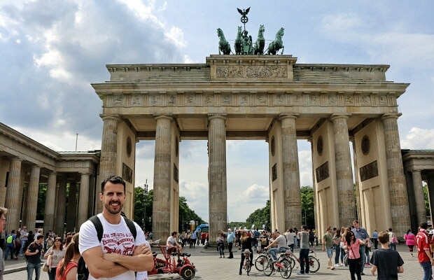 Como chegar a Berlim